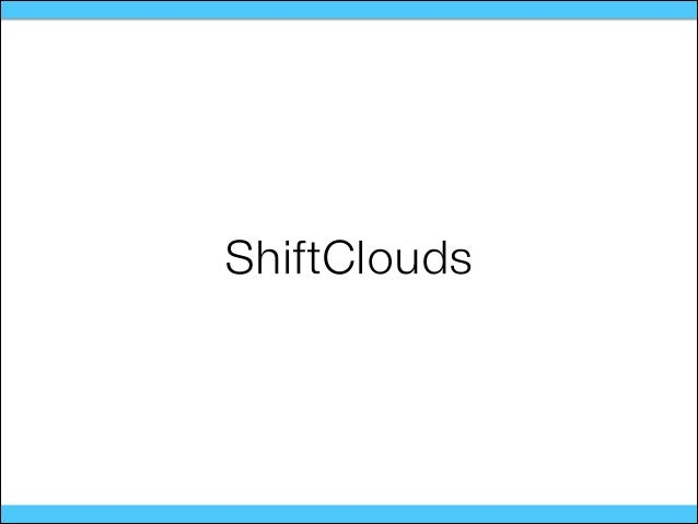 ShiftClouds
