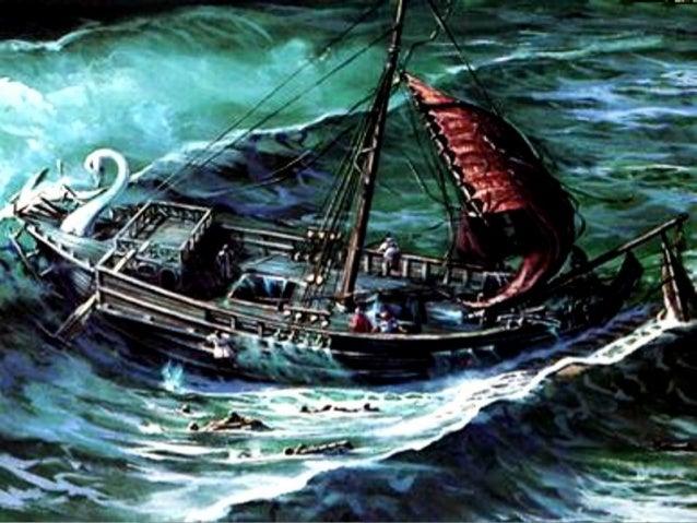 سسففييننةة االلققددييسس ببووللسس  تتصصااررعع االلررييااحح  (( أأووررووككللييددوونن ))  ففيي االلببححرر االلممتتووسسطط