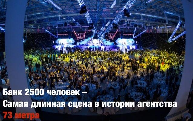 Косметическая компания - 600 награжденных сотрудников на сцене