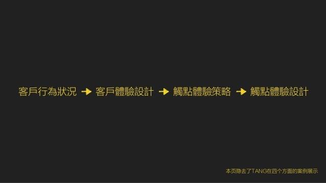 [未來金融] 體驗思維驅動金融服務進化/夏方昱(唐碩諮詢 共同創辦人 & 體驗策略部總監)