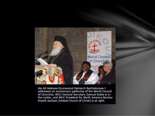 Η πρώτη κρίση ανάμεσα στο Π.Σ.Ε. και στην Εκκλησία της Ελλάδος προέκυψε το 1968,όταν η  ολομέλεια του Συμβουλίου σε απόφασ...