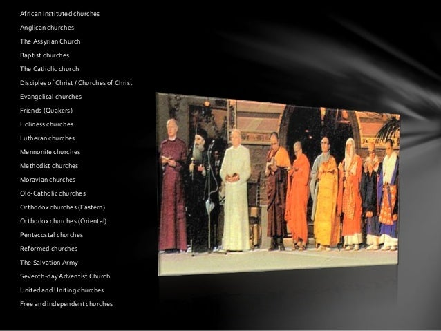 Παγκόσμιο Συμβούλιο Εκκλησιών