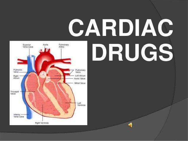 CARDIAC  DRUGS