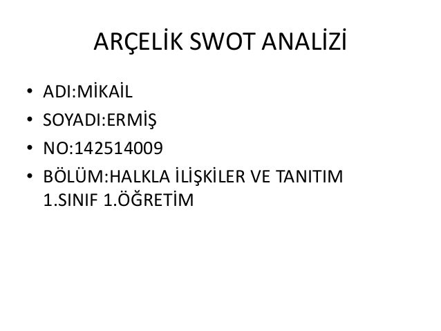 arcelik pest analysis Arçelik company profile - swot analysis: arçelik as ranked among the top 10 companies in major appliances in volume terms in 2014 the company is the.