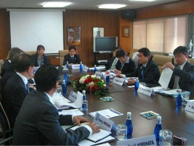 日本の航空関連産業のトッフ〝セ…丿レスのナこめ イ ンドネシアの運輸冨=大臣らと会談