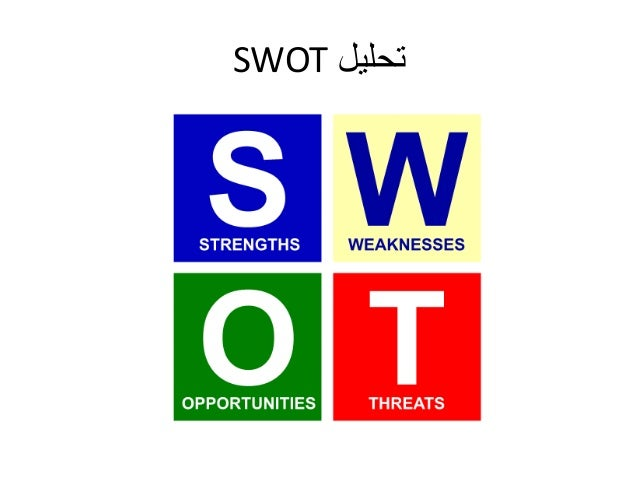 SWOT تحليل