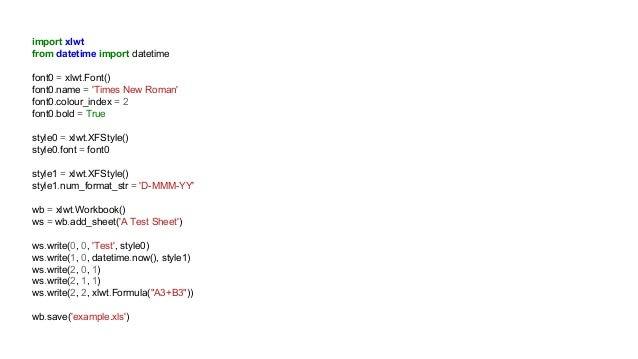 HTML XML PDF