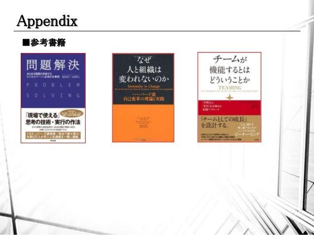 Appendix  ■参考書籍