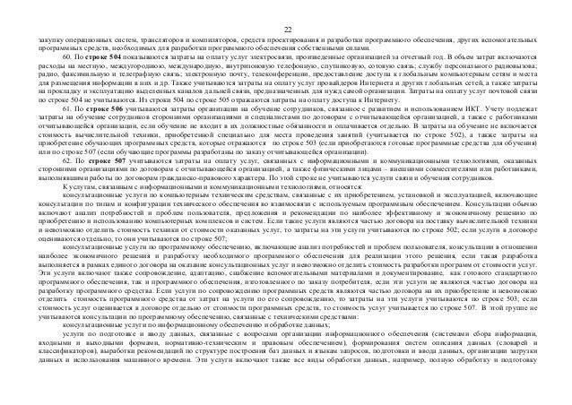 Анкета обследования предприятий на предмет использования ИКТ