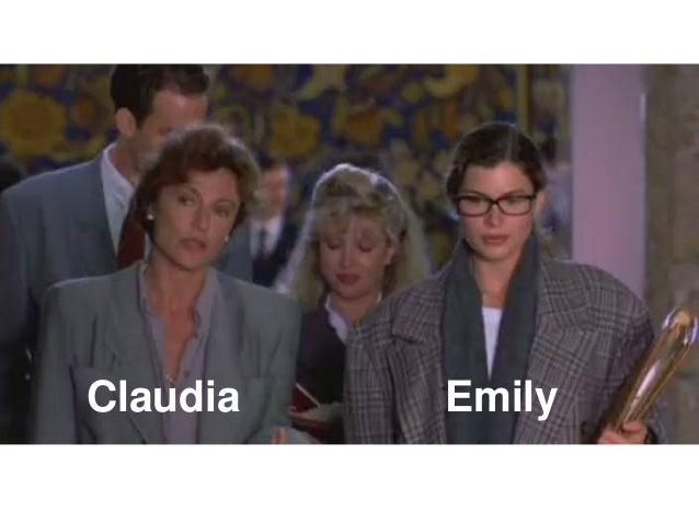 Claudia Emily