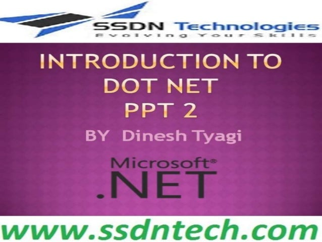 6 month Dot Net training in NCR