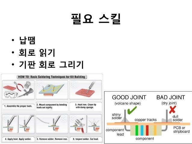 손으로 만드는 아두이노 Slide 2