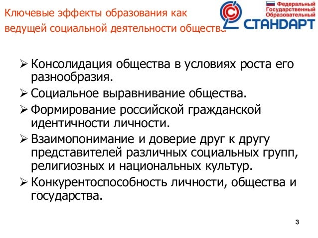 фгос а. кондаков Slide 3