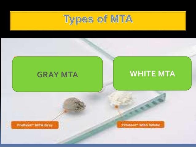 GRAY MTA WHITE MTA