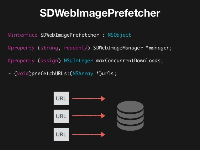 SDWebImageManager#cancelAll @interface UIImageView (WebCache) - (void)sd_cancelCurrentImageLoad; @interface SDWebImageMana...
