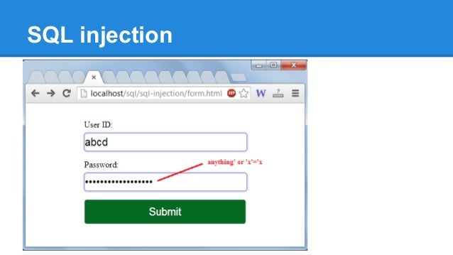 Drupal security - Sql injection drop table example ...