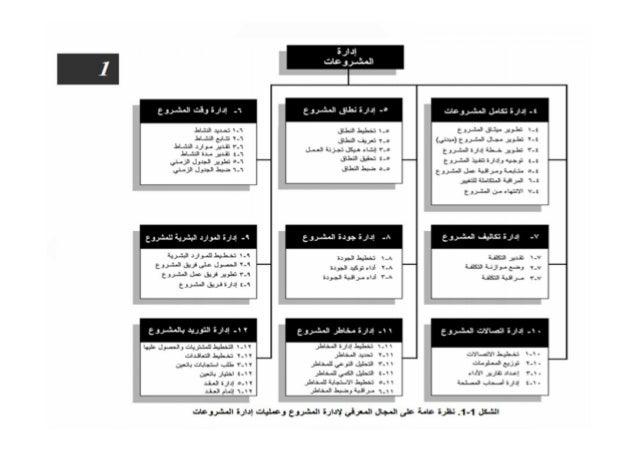 إدارة المشاريع أحمد هشام