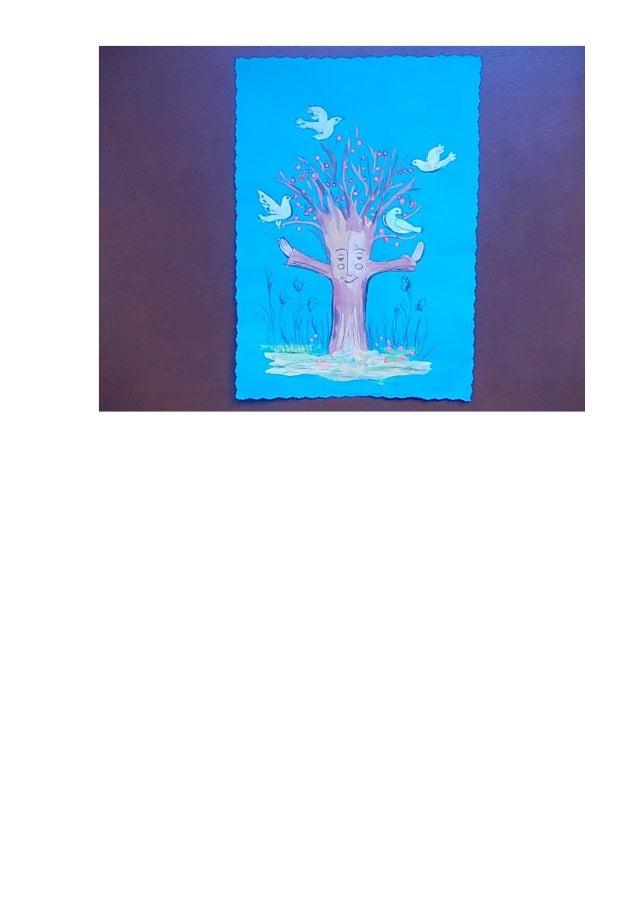 Казка про деревце