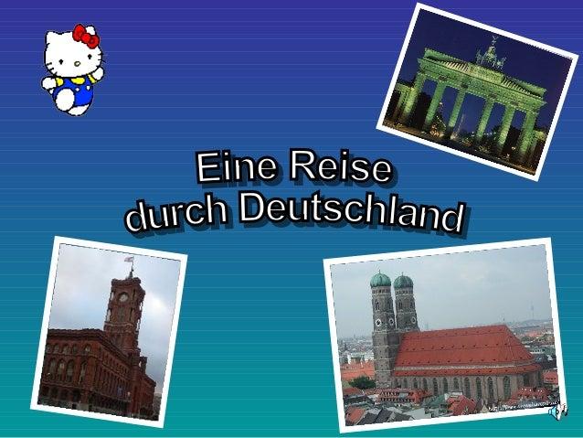 die Bundesrepublik Deutschland Berlin der Bar die Hauptstadt am Fluss Spree das Wahrzeichen Munchen das Stadtwappen Das St...