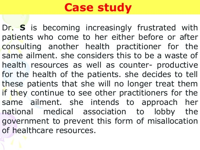 medical ethics case studies uk Archive of ethics cases of the american medical association journal of ethics (formerly virtual mentor.