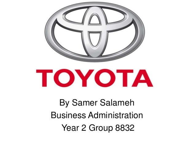toyota logistics Although toyota logistic services (tls) isn't the division responsible for making toyota vehicles, it still plays a vital role in their end quality.