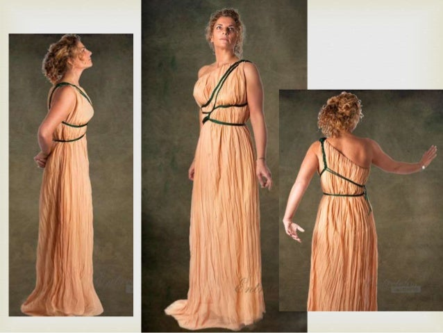 Ancient Silk Dresses