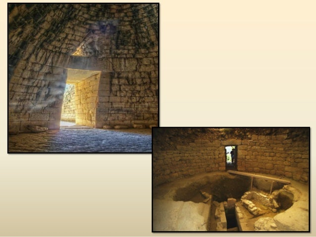 Στους περίφημους θολωτούς τάφους, που βρίσκονται κοντά στην ακρόπολη των Μυκηνών, οι αρχαιολόγοι ανακάλυψαν πολλά κτερίσμα...