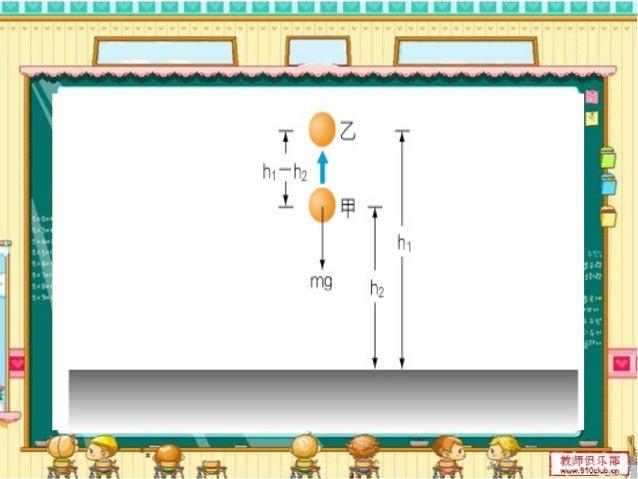 Test Time 2 500公克的一杯珍奶離地100cm 高時,對地面的重力位能大小為 多少? 4.9 J 。