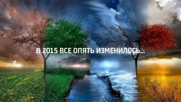 МАРКЕТИНГ 2014 МАРКЕТИНГ 2015 VS ПРИМЕРНО ТАК…
