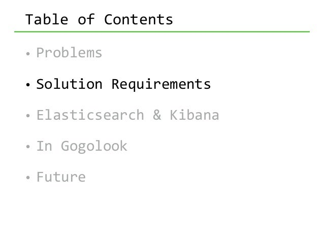 Elasticsearch • Lucene-‐based  search  engine   • Document  storage  (JSON)   • Distributed,  scalable   ...