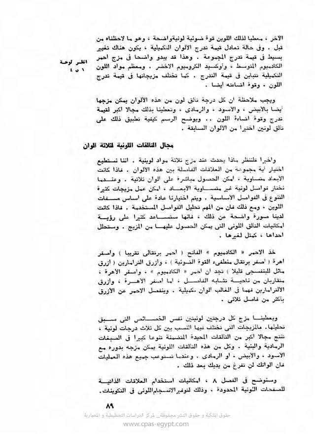 اﳌﻌﺎﻤرﻳﺔ و اﻟﺘﺨﻄﻴﻄﻴﺔ اﻟﺪراﺳﺎت ﳌﺮﻛﺰ _ﻣﺤﻔﻮﻇﺔ اﻟﻨﴩ ﺣﻘﻮق و اﳌﻠﻜﻴﺔ ﺣﻘﻮق www.cpas-egypt.com