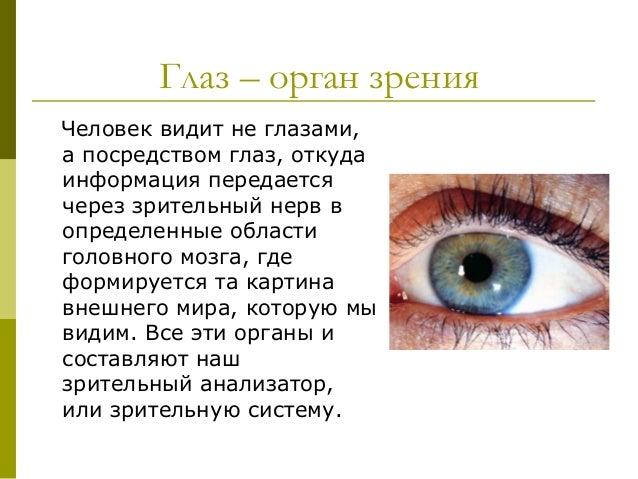 С помощью чего восстановить зрение