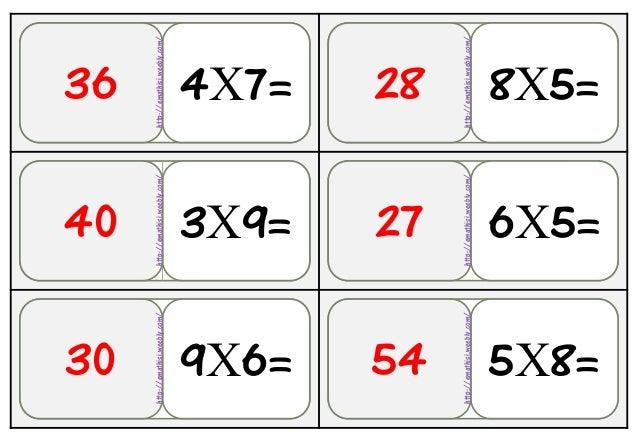 36Αρχθ 3Χ9=40 4Χ7= 8Χ5=28 9Χ6=30 6Χ5=27 5Χ8=54 36 http://emathisi.weebly.com/ http://emathisi.weebly.com/ http://emathisi....