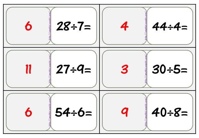 36Αρχθ 27÷9=11 28÷7= 44÷4=4 54÷6=6 30÷5=3 40÷8=9 6 http://emathisi.weebly.com/ http://emathisi.weebly.com/ http://emathisi...