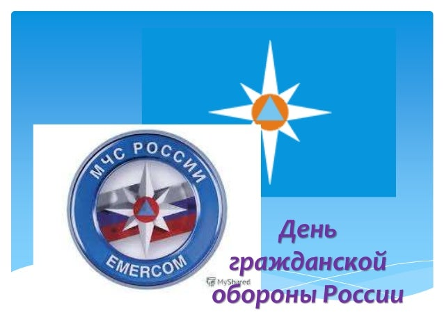 День гражданской обороны России