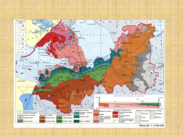 Почвообразующие породы ленинградской области