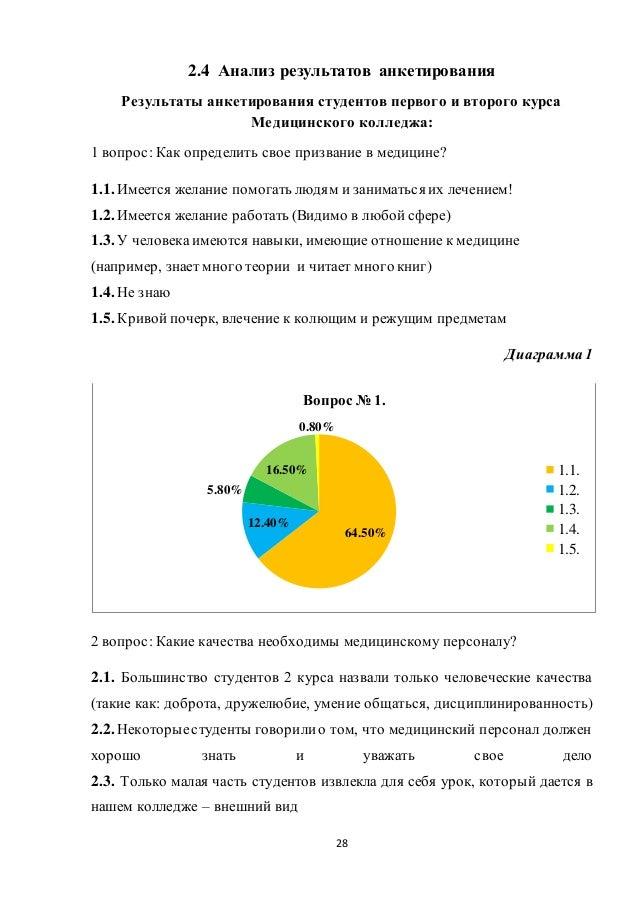 Дипломная работа Колдышевой Ирины Алексеевны 28
