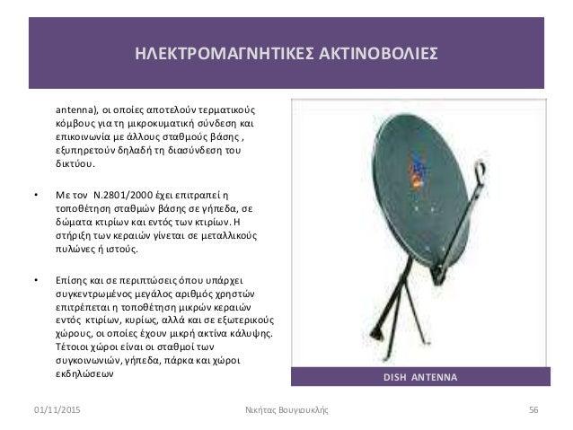 Οι ακτίνες της ραδιομετρικής
