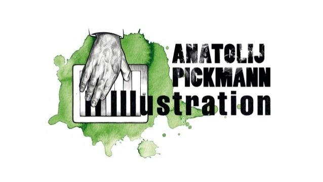Anatoly Pikman - Behance Odessa PBR#8