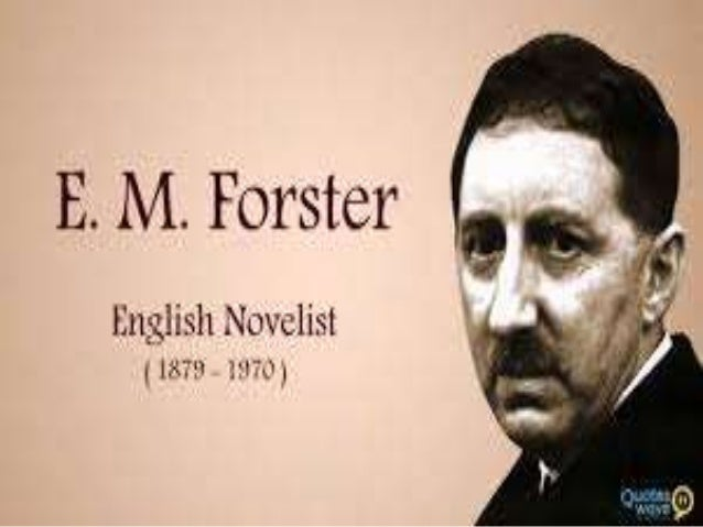 E. M. Forster and his life :