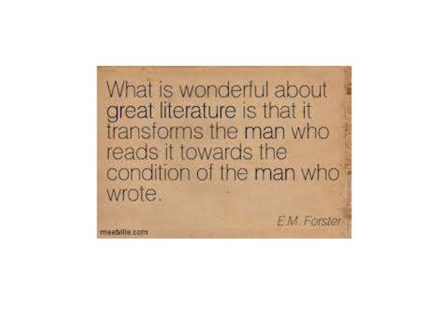 E.M.Forster Slide 2