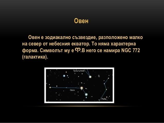 Зодиакални съзвездия Slide 3