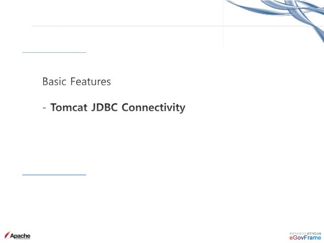 "• DataSouce Resource 설정 <Resource name=""${jdbc.resource.name}"" factory=""org.apache.tomcat.jdbc.pool.DataSourceFactory"" aut..."