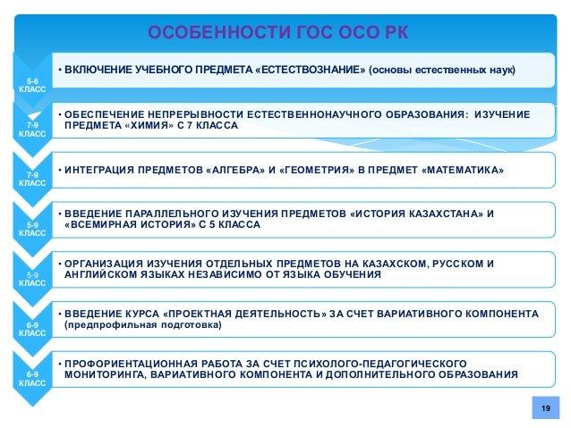 Поурочные Планы По Естествознанию 5 Класс Казахстан