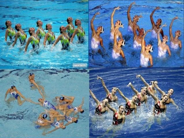 Синхронное плавание 4