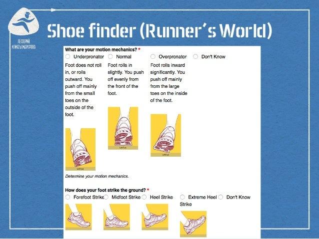Shoefinder(Runner'sWorld)
