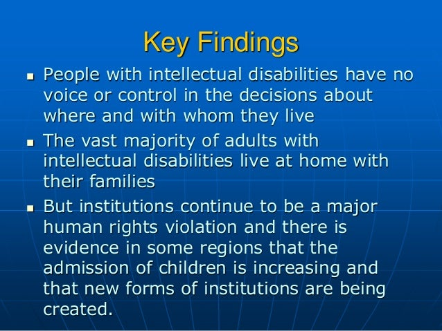 Deinstitutionalization: Is It the Right Choice? Essay