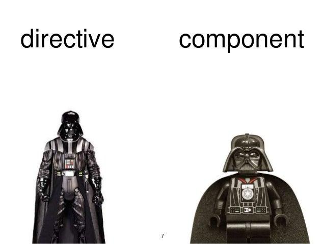 directive component 7