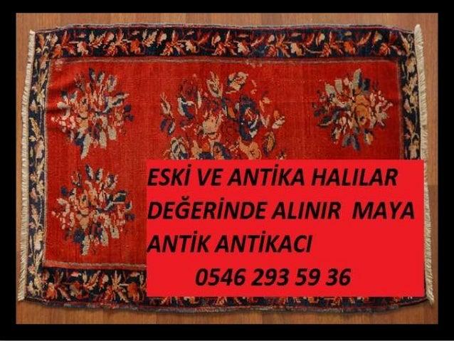 ESKİ HALI ALAN YERLER 0546 293 59 36