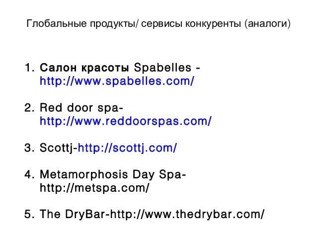 кабдыкаримова айгерим+салон красоты+предпринематели Slide 2